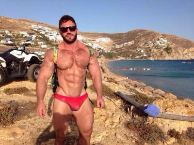 nude beaches gay Mykonos